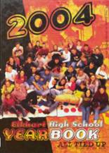 2004 Yearbook Elkhart High School