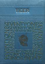 1971 Yearbook Roff High School