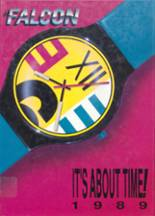 1989 Yearbook Central High School