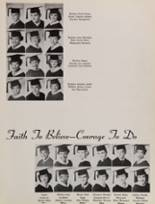 1955 Fremont High School Yearbook Page 16 & 17