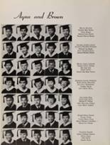 1955 Fremont High School Yearbook Page 24 & 25