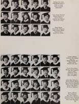 1955 Fremont High School Yearbook Page 26 & 27
