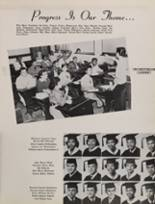 1955 Fremont High School Yearbook Page 28 & 29