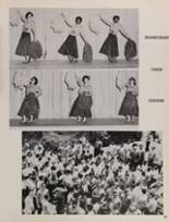1955 Fremont High School Yearbook Page 32 & 33