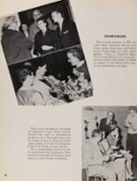 1955 Fremont High School Yearbook Page 34 & 35