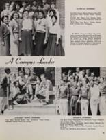 1955 Fremont High School Yearbook Page 48 & 49