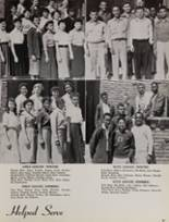 1955 Fremont High School Yearbook Page 50 & 51