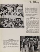 1955 Fremont High School Yearbook Page 54 & 55