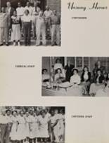 1955 Fremont High School Yearbook Page 58 & 59