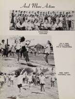 1955 Fremont High School Yearbook Page 78 & 79
