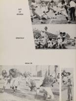 1955 Fremont High School Yearbook Page 82 & 83