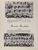 1955 Fremont High School Yearbook Page 94 & 95