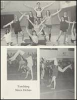 1973 Arlington High School Yearbook Page 52 & 53