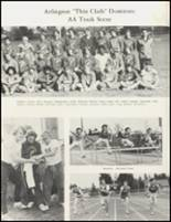 1973 Arlington High School Yearbook Page 74 & 75