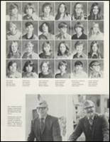 1973 Arlington High School Yearbook Page 106 & 107