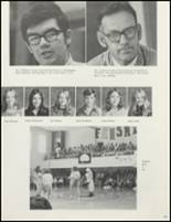 1973 Arlington High School Yearbook Page 110 & 111