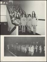 1973 Arlington High School Yearbook Page 136 & 137