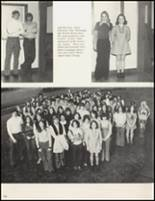 1973 Arlington High School Yearbook Page 142 & 143