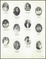 1981 Granbury High School Yearbook Page 14 & 15