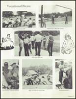 1981 Granbury High School Yearbook Page 18 & 19