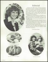 1981 Granbury High School Yearbook Page 20 & 21