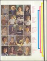 1981 Granbury High School Yearbook Page 28 & 29