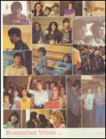 1981 Granbury High School Yearbook Page 34 & 35