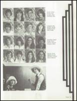 1981 Granbury High School Yearbook Page 42 & 43
