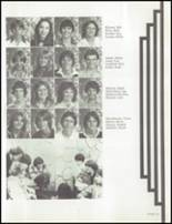 1981 Granbury High School Yearbook Page 44 & 45