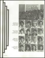 1981 Granbury High School Yearbook Page 46 & 47