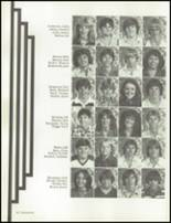 1981 Granbury High School Yearbook Page 52 & 53