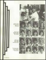 1981 Granbury High School Yearbook Page 54 & 55
