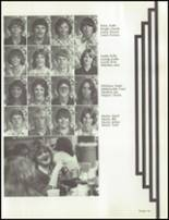 1981 Granbury High School Yearbook Page 56 & 57