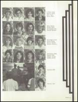 1981 Granbury High School Yearbook Page 58 & 59