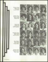 1981 Granbury High School Yearbook Page 60 & 61