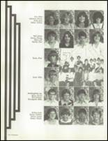 1981 Granbury High School Yearbook Page 64 & 65