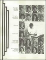 1981 Granbury High School Yearbook Page 66 & 67