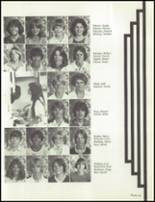 1981 Granbury High School Yearbook Page 70 & 71