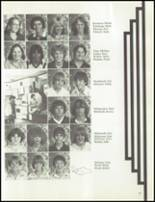 1981 Granbury High School Yearbook Page 72 & 73