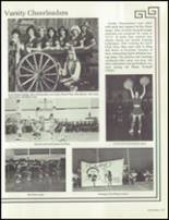 1981 Granbury High School Yearbook Page 78 & 79