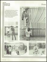 1981 Granbury High School Yearbook Page 82 & 83
