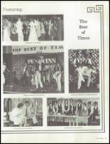 1981 Granbury High School Yearbook Page 84 & 85