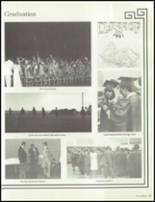 1981 Granbury High School Yearbook Page 86 & 87