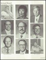 1981 Granbury High School Yearbook Page 96 & 97
