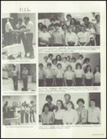 1981 Granbury High School Yearbook Page 102 & 103