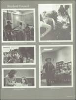 1981 Granbury High School Yearbook Page 104 & 105