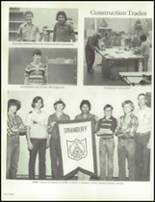 1981 Granbury High School Yearbook Page 106 & 107