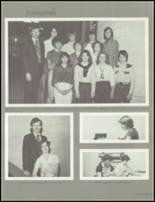 1981 Granbury High School Yearbook Page 108 & 109
