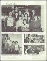 1981 Granbury High School Yearbook Page 110 & 111