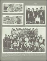 1981 Granbury High School Yearbook Page 112 & 113
